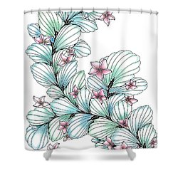 Esperanza Shower Curtain