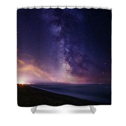 Sea Of Stars Shower Curtain