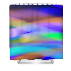 Sea School Shower Curtain