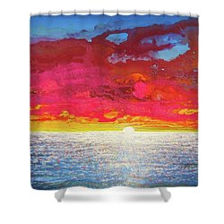 Sea Splendor Shower Curtain