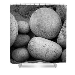 Sea Stack Shower Curtain