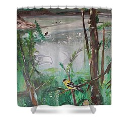 Sea To Sky Shower Curtain