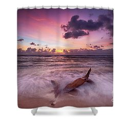Sea To Soul Shower Curtain