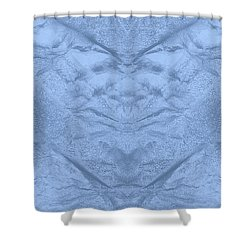 Seabed Shower Curtain