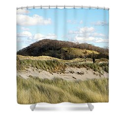Seabreeze  Shower Curtain by Kathi Mirto