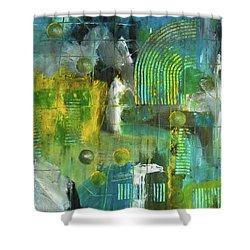 Seacliff Shower Curtain