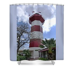 Seapines Lighthouse Shower Curtain