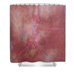 Searching For My Soul Shower Curtain by Emily Page