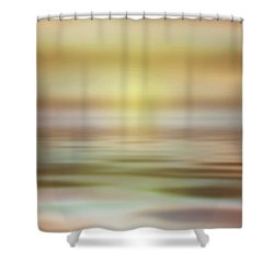 Shower Curtain featuring the photograph Seascape by Tom Mc Nemar