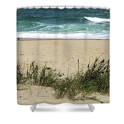 Seashore Retreat Shower Curtain