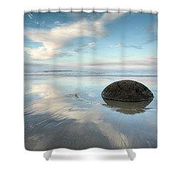 Seaside Dreaming Shower Curtain