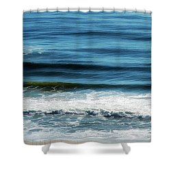 Seaside Fisherman Shower Curtain