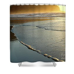 Seasideoregon05 Shower Curtain
