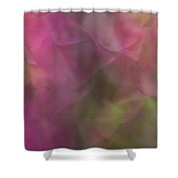 Season Changes Shower Curtain by Catherine Lau