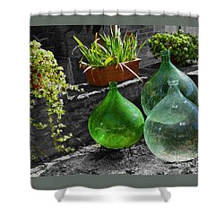 Season For Growth Shower Curtain