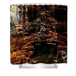 Seasons.. Shower Curtain