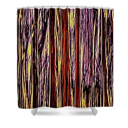 Shower Curtain featuring the photograph Seasons by Tony Beck