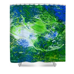 Seaweed Shower Curtain by Fred Wilson