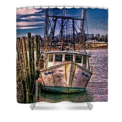 Seaworthy II Bristol Rhode Island Shower Curtain