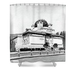 Secession Shower Curtain
