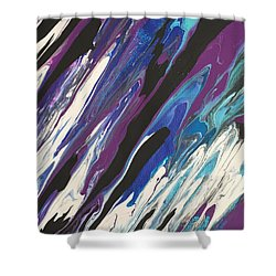 Sweet Emotion Shower Curtain
