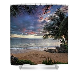 Secret Cove Shower Curtain