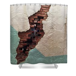 Secret Escape Shower Curtain