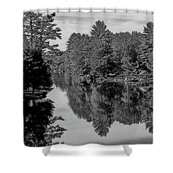 Secret Hideaway Shower Curtain