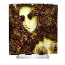 Secret Nymph Shower Curtain