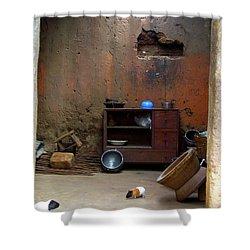 Secret Room Shower Curtain