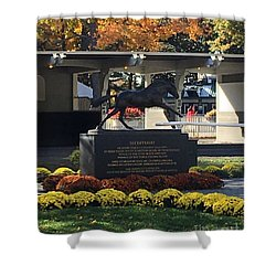 Secretariat 1 Shower Curtain