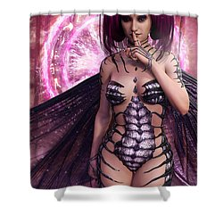 Secrets Shower Curtain