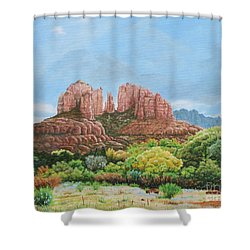 Sedona Az Shower Curtain