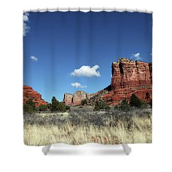 Sedona Desert Shower Curtain