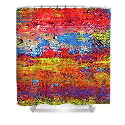 Sedona Trip Shower Curtain by Everette McMahan jr