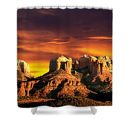 Sedona Vista Shower Curtain