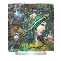 Seed Of Hope On The Week Day Shower Curtain
