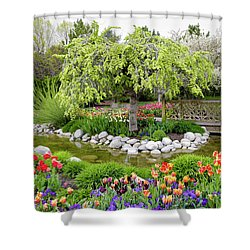 Seeing Beauty In All Things Shower Curtain