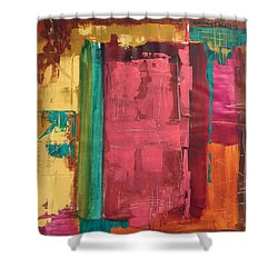 Seek And You Shall Find Shower Curtain by Anthony Falbo