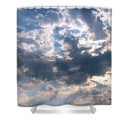 Seek Beauty Shower Curtain
