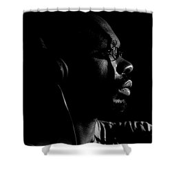 Shower Curtain featuring the photograph Seek It by Eric Christopher Jackson
