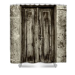 Shower Curtain featuring the photograph Seeking Sanctuary - 2 by Stephen Stookey
