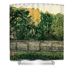 Seekonk Farm Shower Curtain
