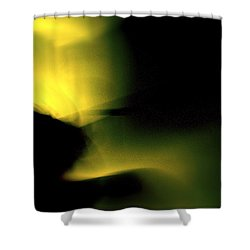 Shower Curtain featuring the photograph Self Play Motion by Danica Radman