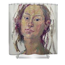 Self Portrait 1602 Shower Curtain