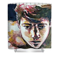 Self Portrait 2016 Shower Curtain