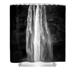 Seljalendsfoss Shower Curtain