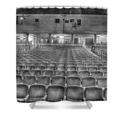 Senate Theatre Seating Detroit Mi Shower Curtain