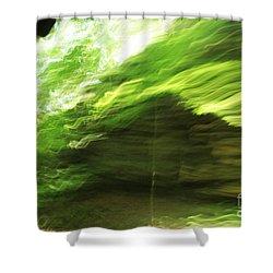 Sensations Shower Curtain