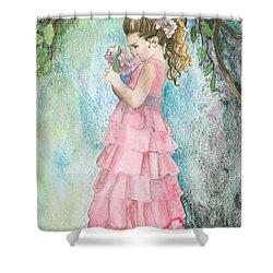 Senses Abound Shower Curtain